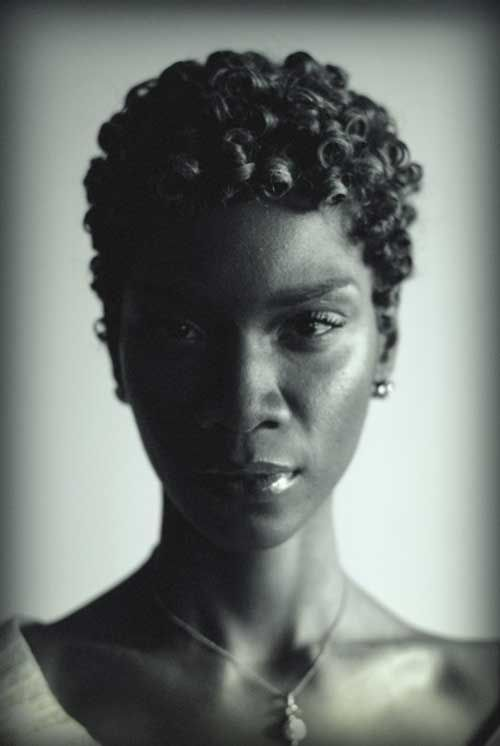 25 Short Hair for Black Women 2012 – 2013