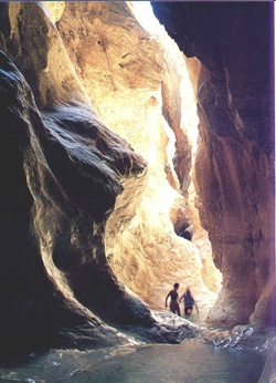 Antalya-Saklıkent Kanyonu