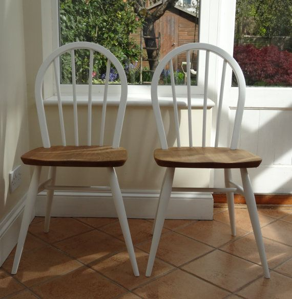 Ercol Windsor Chairs