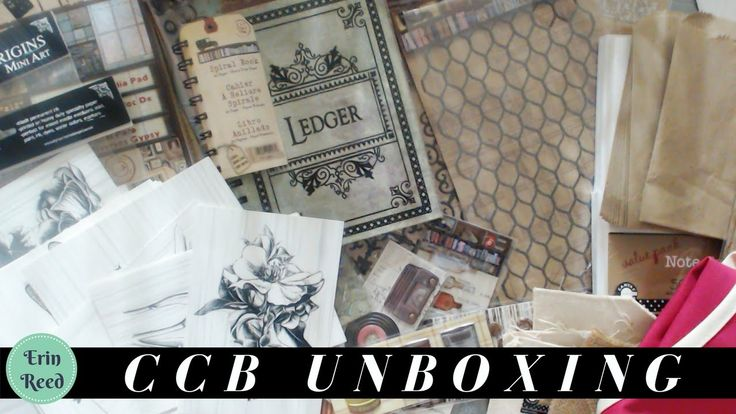 Canvas Corp Unboxing - Stickers, Papers, and so much More!!