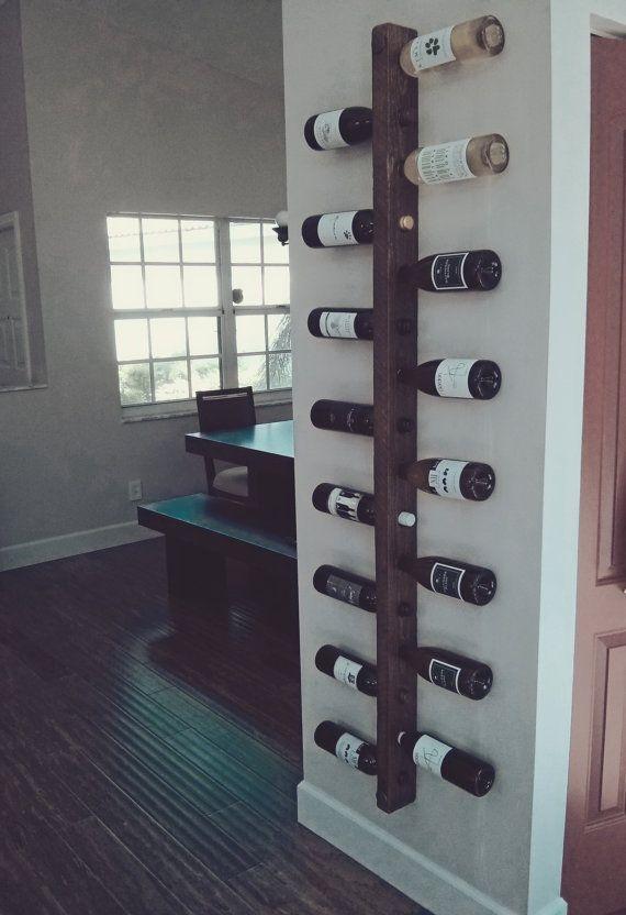 Wine Rack 16 Bottle Ladder wine rack wood wine rack wine