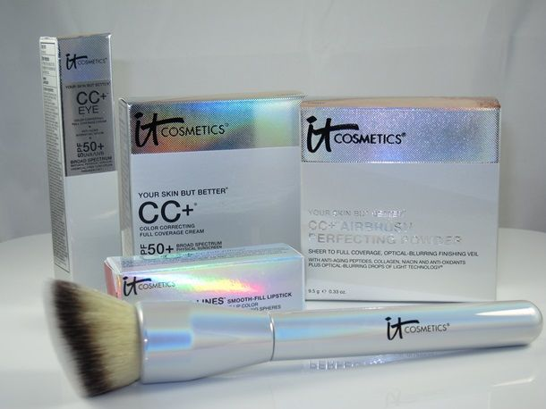 It Cosmetics New Year Your Most Beautiful Skin Review and Swatches