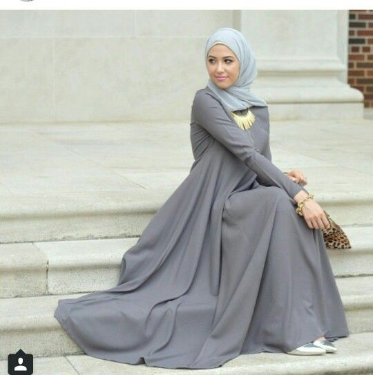 Hijab & dresses