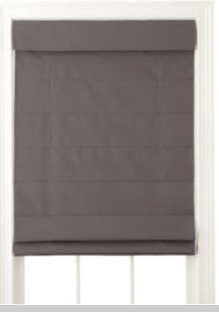 Blinds and Shades 20585: New Jcpenney Home, Dover Cordless Roman Shade, Fabric, Fold, Window Blind Nib -> BUY IT NOW ONLY: $33.25 on eBay!