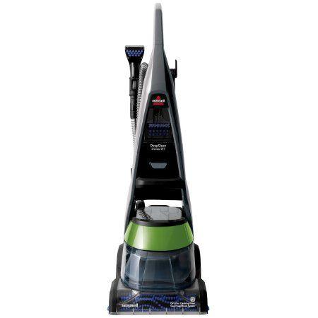 Bissell DeepClean Premier Pet Full-Size Carpet Cleaner, 17N4, Silver