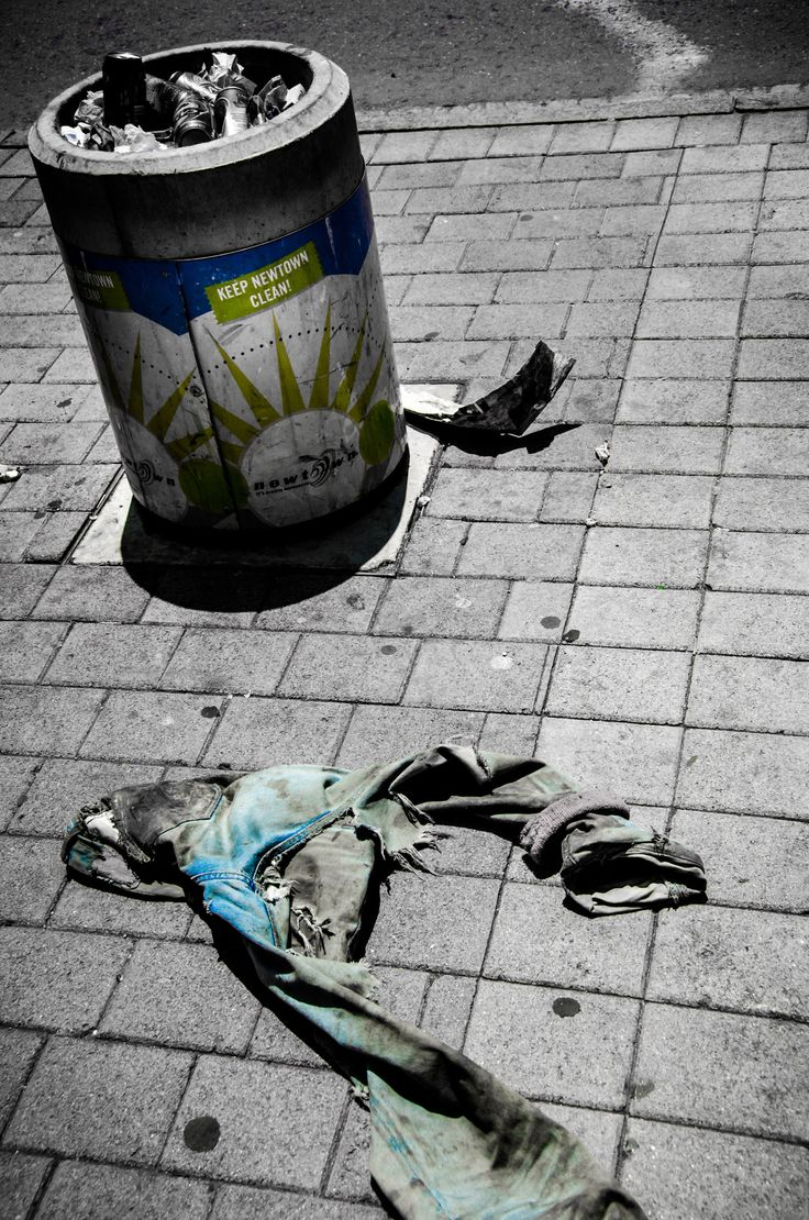 Keep Newtown Clean --- Visit http://whitejuncture.blogspot.com to see the other cool photos