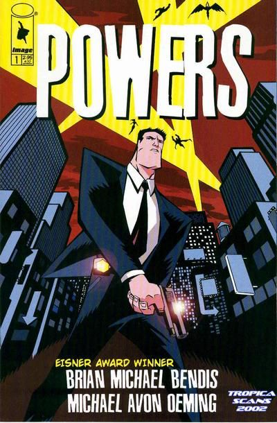 """Powers"" by Brian Michael Bendis"