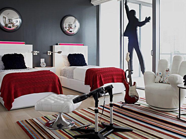 Apogee - DWD, Inc. #bedroom #interiordesign