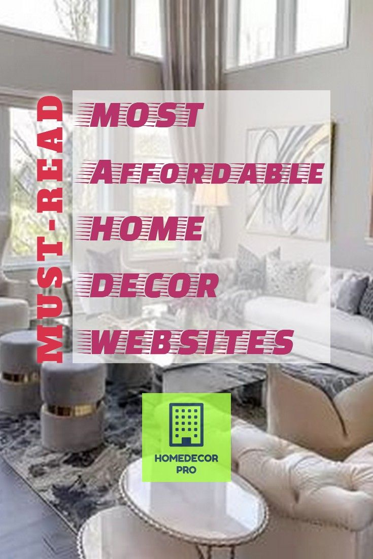 Best Cheap Home Decor Websites In 2020 Home Decor Websites
