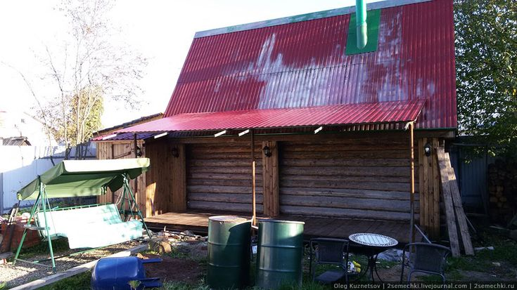 Крытая терраса на даче своими руками (14 фото) | Как самому сделать веранду на даче?