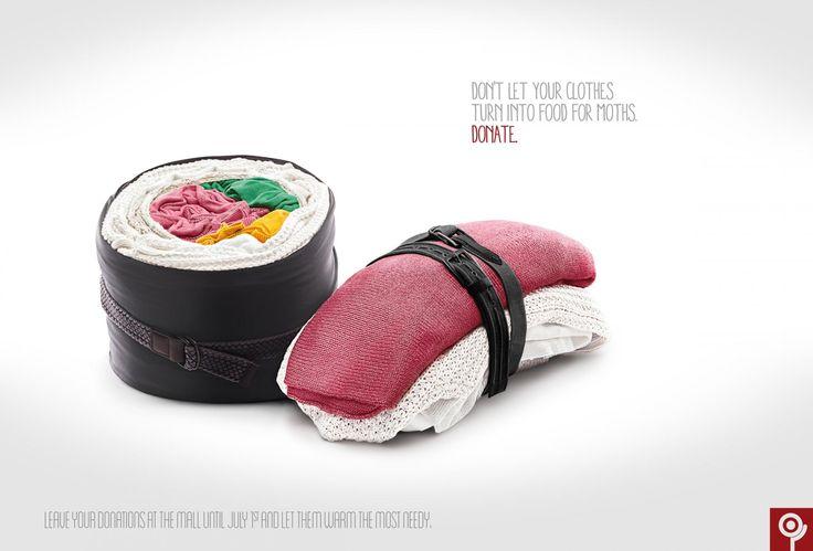 Shopping Itaguaçu: Sushi | Ads of the World™