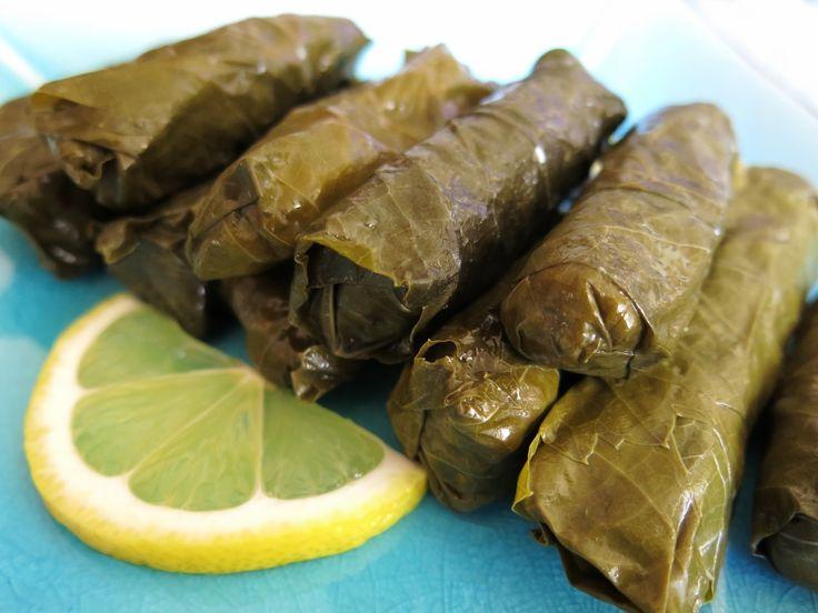 32 best turkey images on pinterest rezepte recipes and arabic food turkish stuffed vine leaves forumfinder Choice Image