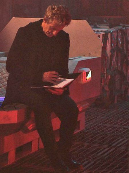 Peter Capaldi (The Twelfth Doctor)