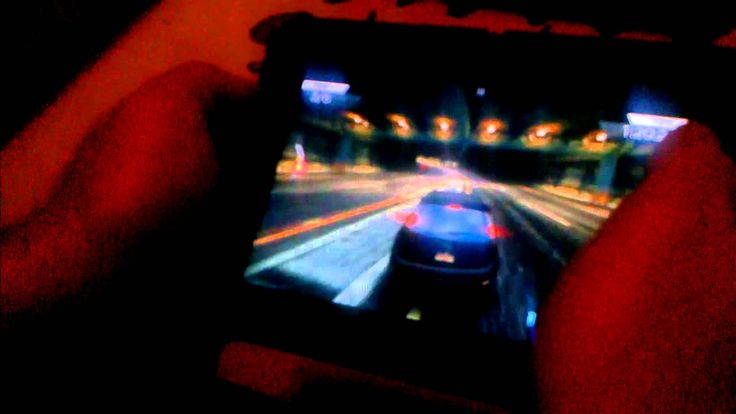 NFS Most Wanted first run on Kindle Fire HD 7* (+playlist)