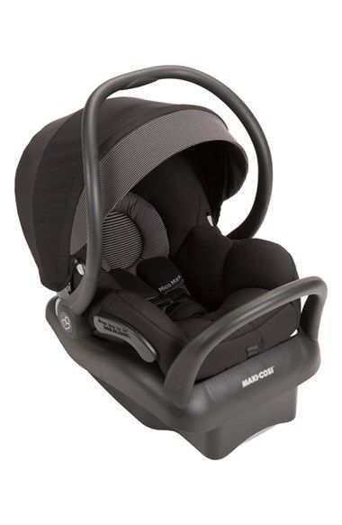 Free shipping and returns on Maxi-Cosi® Mico Max 30 Infant Car Seat at Nordstrom.com. A lightweight infant car seat features new moisture-wicking fabric with deodorizing technology to keep baby dry and comfy. Designed to surpass all NHTSA safety standards, it offers excellent side-impact protection, thanks to its advanced Air Protect® Side Impact Technology and a padded five-point harness that can be adjusted without rethreading. The lightweight seat clips into a weighted, rear-facing base…
