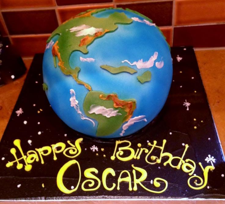 47 Best Sphere Cakes Images On Pinterest Globe Cake