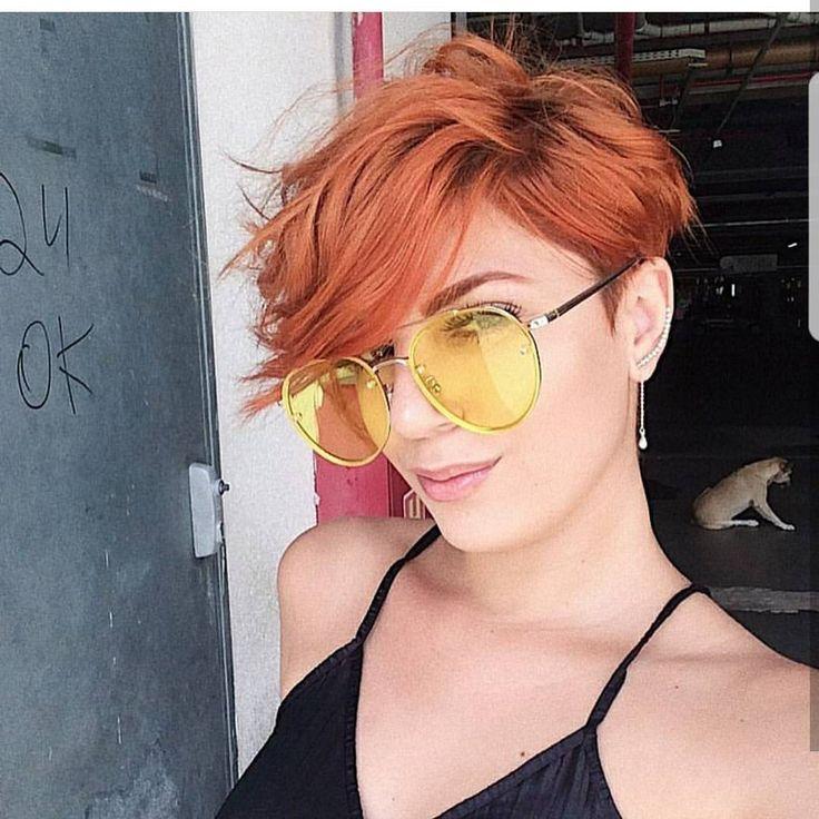 6,569 Likes, 38 Comments – Short Hair 💇 Pixie Cut Boston (@nothingbutpixies) …