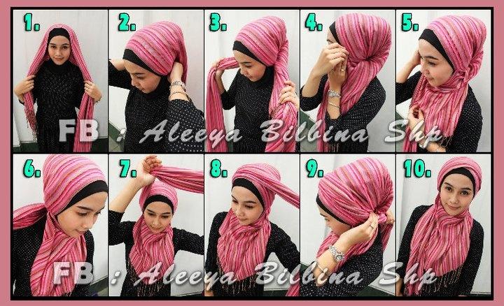 Chic Hijab part 2