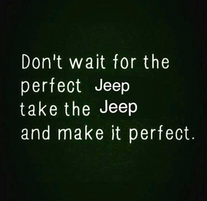 Yup...and loving my '90 YJ °||||||°