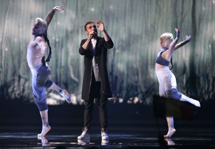 eurovision armenia 2015 semi final