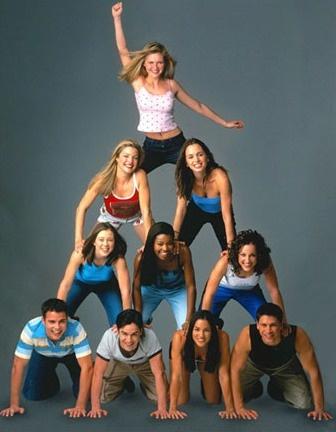 Bring It On #cheer #cheerleading  I'm sexy, I'm cute, I'm popular too boot #MissyIsMaFave ❤❤