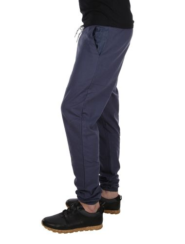 Desire Neps Pant [navy mel.] // IRIEDAILY Spring Summer 2015 Collection! - OUT NOW! // BOTTOMS - MEN: http://www.iriedaily.de/men-id/men-pants/ // LOOKBOOK: http://www.iriedaily.de/blog/lookbook/iriedaily-spring-summer-2015/ #iriedaily