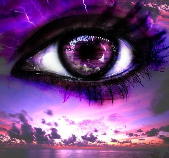 *Purple Eyes