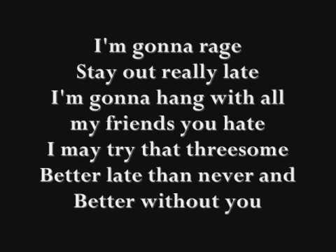 Make a threesome work lyrics