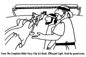 Vertel, spel en knutsel ideeen bij de vloed en Gods belofte aan Noacg // Flood and Gods Promise- Teaching Resources