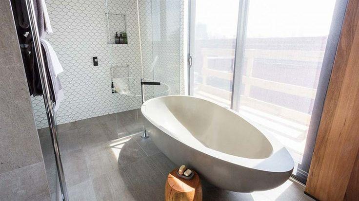 Kyal + Kara's main bathroom