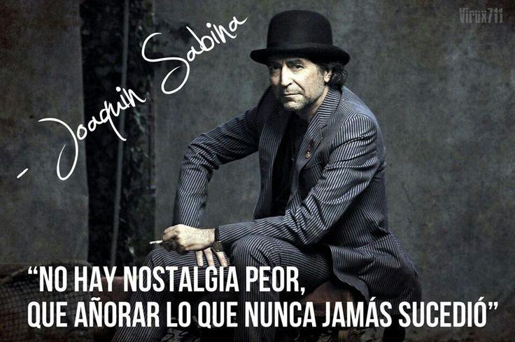 Joaquin Sabina