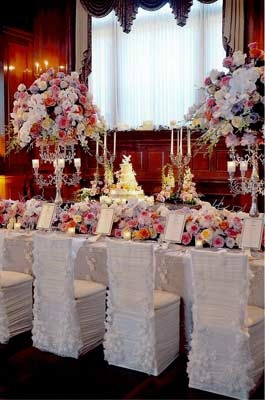 Perfect Setting: Something New Events Creates an Intimate Wedding
