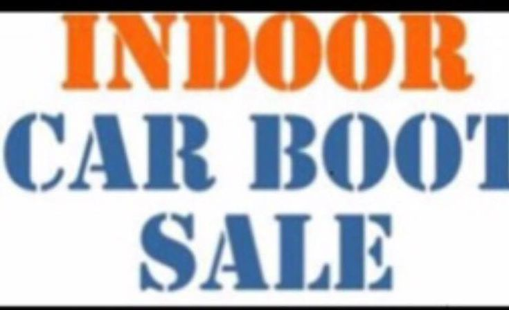JAN 20 Indoor Carboot Hosted by Zoe Wood St johns church hall, heath hayes