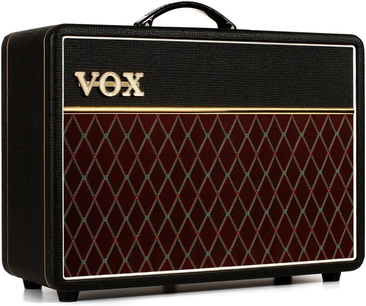 10-watt 1-channel All-tube 1x10' Guitar Combo Amplifier with 2-band EQ, Reverb, and Celestion Speaker