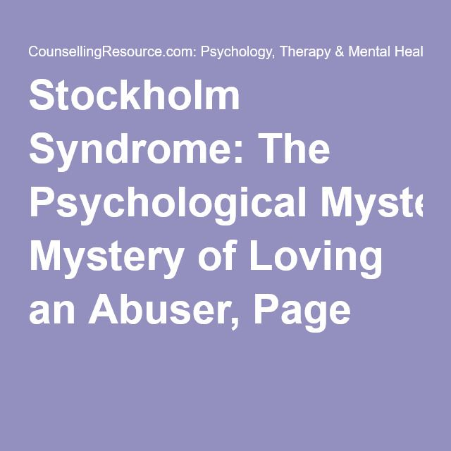 stockholm syndrome in a narrative of Then join us for our stockholm syndrome tour and get ready to fall in love on  this 3hrs  halfway through our love story, indulge in a traditional swedish fika.
