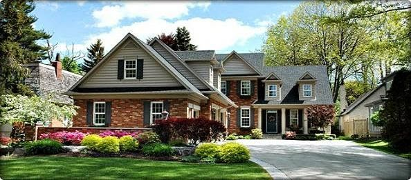 What color gray looks good with red brick google search for Brick looking siding