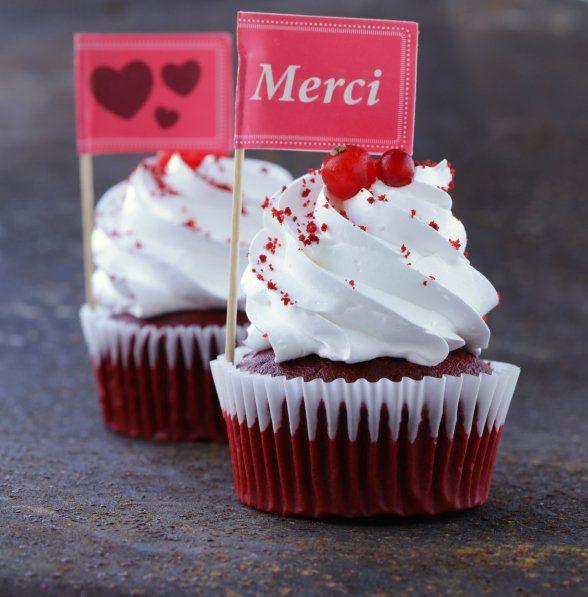 10 diseños de cupcakes para San Valentín que amarás - IMujer
