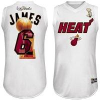 LeBron James #NBAFinals #MiamiHeat