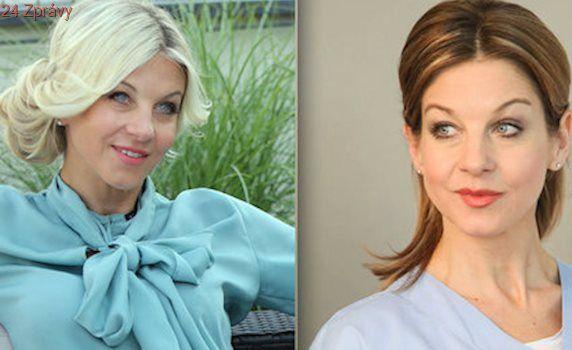 Laurinová se vybarvila: Z křehké blondýny je rázná bruneta! Jak se vám líbí víc?