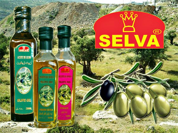 Selva Extra Virgin and Pomace. For your healthy and beauty skin