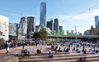 doryforos europa: Απομυθοποίηση της μετανάστευσης στη Μελβούρνη