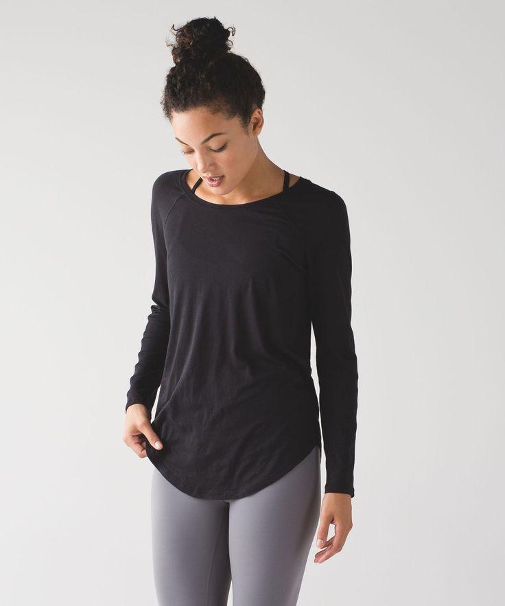 Women's Long Sleeve Workout Top - Locarno Long Sleeve - lululemon