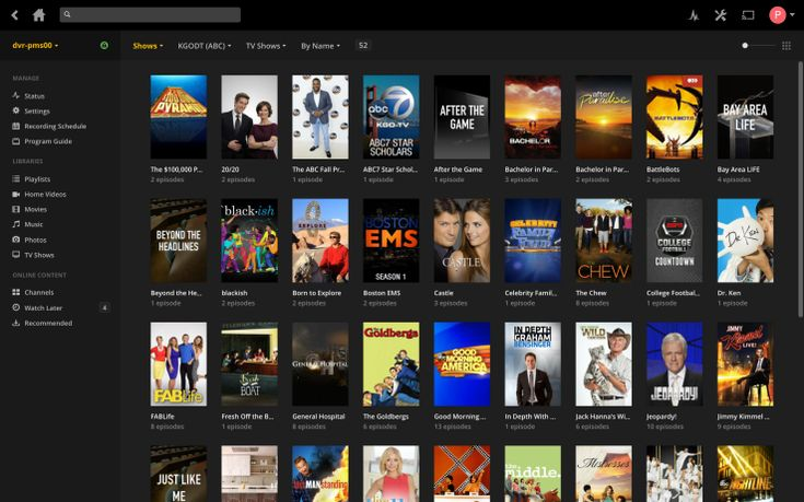 Plex goes after cord cutters with new DVR feature Plex apopular personal media player system that lets you stream from your own library including music photos TV and movies across devices is today rolling out DVR functionality. The software will now allow you to watch and record their favorite programs by pairing Plex with any digital antenna and an HDHomeRun digital tuner. This allows you to use Plex to watch TV on any device including local news sports as well as content from the major…