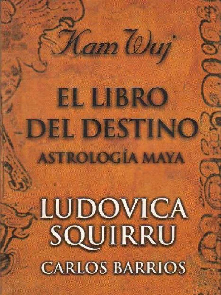 I'm reading El Libro del Destino. Astrología Maya on Scribd