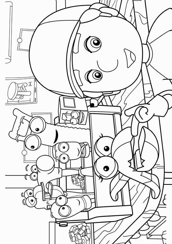 57 best Disney Handy Manny Coloring Pages Disney images on Pinterest ...