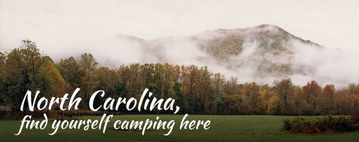 Camping in NC: Campgrounds, RV Parks & Beach Camping - Resources ...