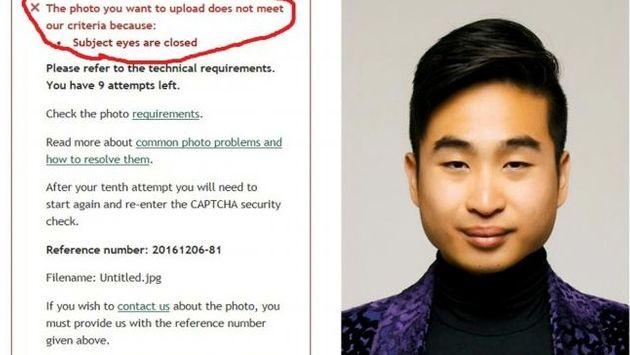 Passport Renewal Devolves Into Horribly Insensitive Software Mistake