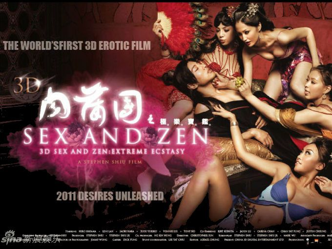 Roger Ebert, uno de los críticos a nivel internacional más relevantes de la industria cinematográfica, ya ha pronosticado el inevitable declive de las películas en 3D, pero, ¿habrá contado con las películas en 3D porno?  Sex and Zen 3D acaba de batir el récord de recaudación de Avatar, haciendo que China, y en especial Hong Kong donde la película se trasmite en una versión más explicita, vivan un auge en esta relativamente nueva forma de vivir el séptimo arte.