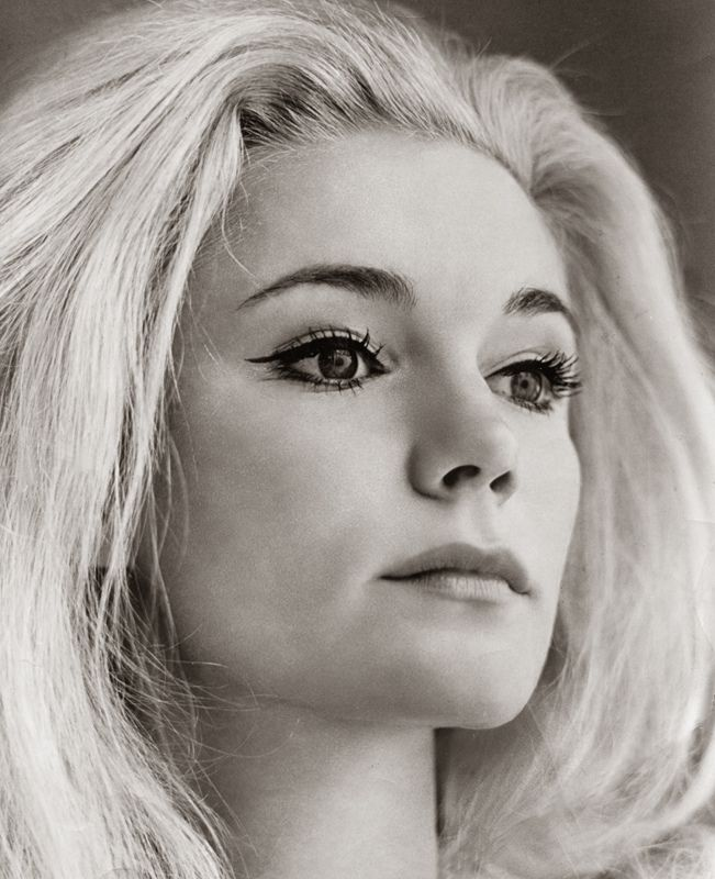 Yvette Mimieux, 1965 (by pictosh)