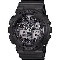 Casio GA-100CF-8ADR G-Shock Erkek Kol Saati